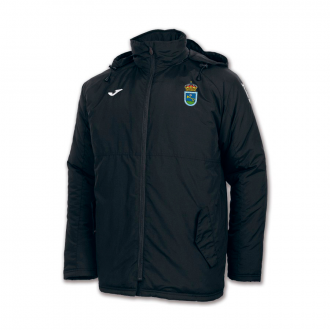 Chaquetón Joma Everest SD Ribadeo 2019-2020 Negro