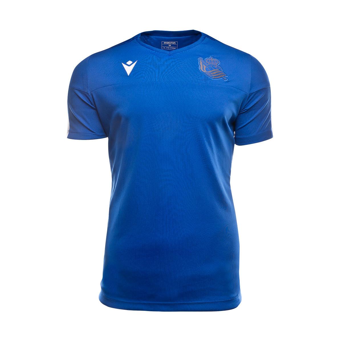 Macron Real Sociedad Training 2019-2020 Jersey