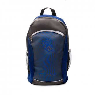 Backpack Macron Real Sociedad 2019-2020 Blue