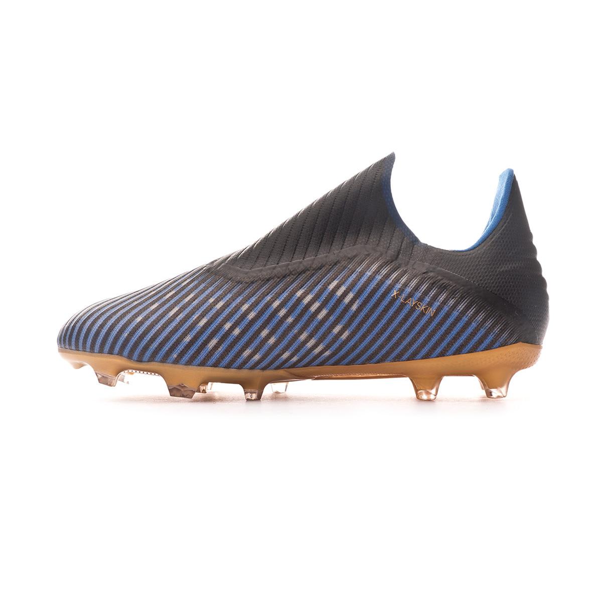 botas de futbol adidas cesped detras