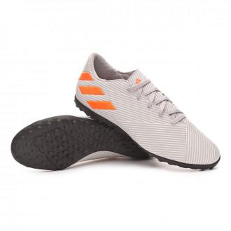 Nemeziz 19.4 Turf Grey two-Solar orange-Chalk white