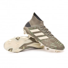 Football Boots Predator 19.1 FG Legacy green-Sand-Solar yellow