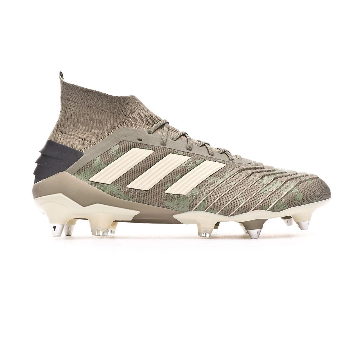 Chaussure de foot adidas Predator 19.1 SG Legacy green Sand