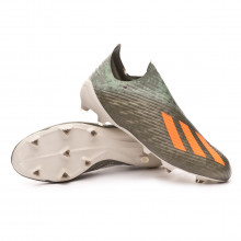 Scarpe  X 19+ FG Legacy green-Solar orange-Chalk white