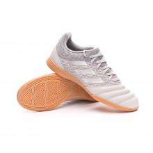 Sapatilha de Futsal Copa 20.3 IN Sala Niño Grey two-Matte silver-Grey three