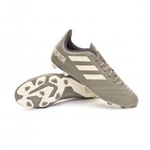 Football Boots Predator 19.4 FxG Niño Legacy green-Sand-Solar yellow