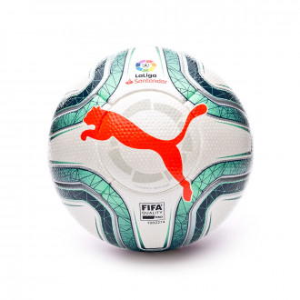 Ball Puma LaLiga FIFA Quality Pro 2019-2020 White-Green