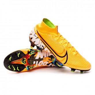 empujoncito lucha Intolerable  Nike Mercurial Superfly Ronaldo Cr7 SG Pro Soccer Cleats