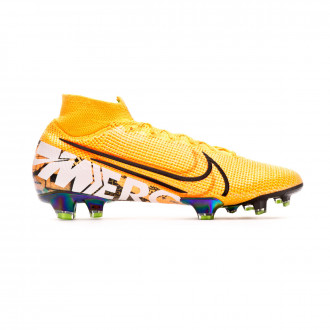 Chaussure de foot  Nike Mercurial Superfly VII Elite Special Edition FG Laser orange-Black-Hyper Crimson