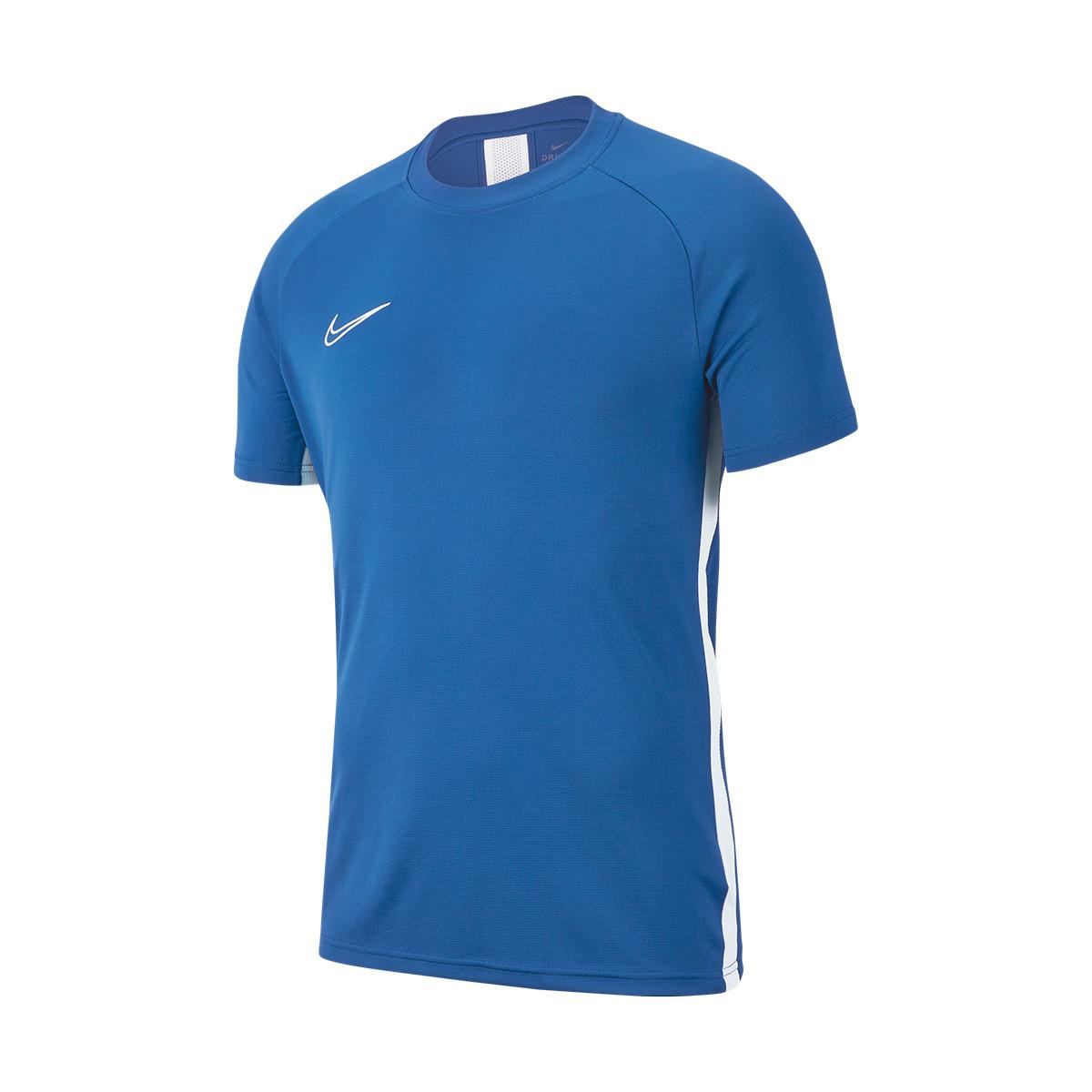 Academia labio Celsius  Camiseta Nike Academy 19 Training Top Niño Marina-White - Tienda de fútbol  Fútbol Emotion