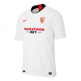 Camisola Nike Sevilla FC Equipamento Principal 2019-2020 White