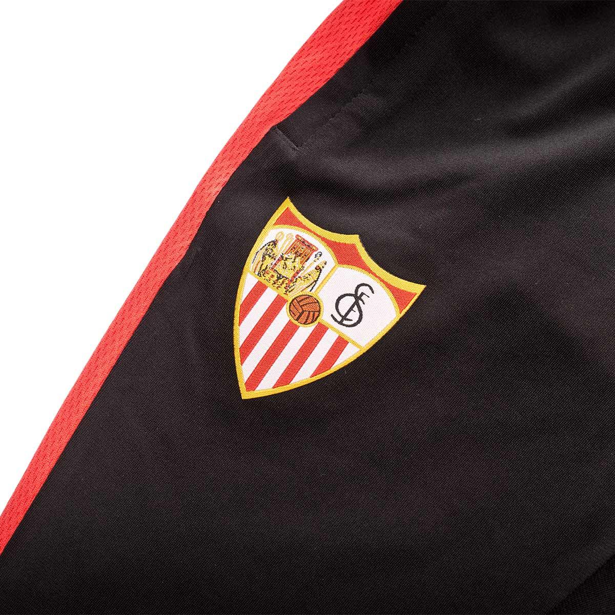 Pantalon Largo Nike Chandal Sevilla Fc Paseo 2019 2020 Nino Black Futbol Emotion
