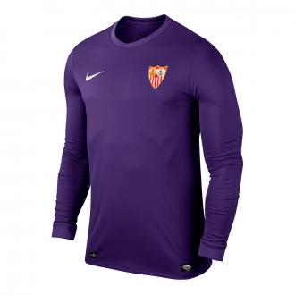 Jersey Nike Sevilla FC Primera Equipación Portero 2019-2020 Niño Purple