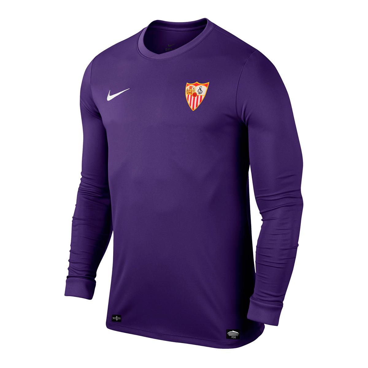 Maglia Nike Sevilla FC Primo completo 2019 2020 Bambino