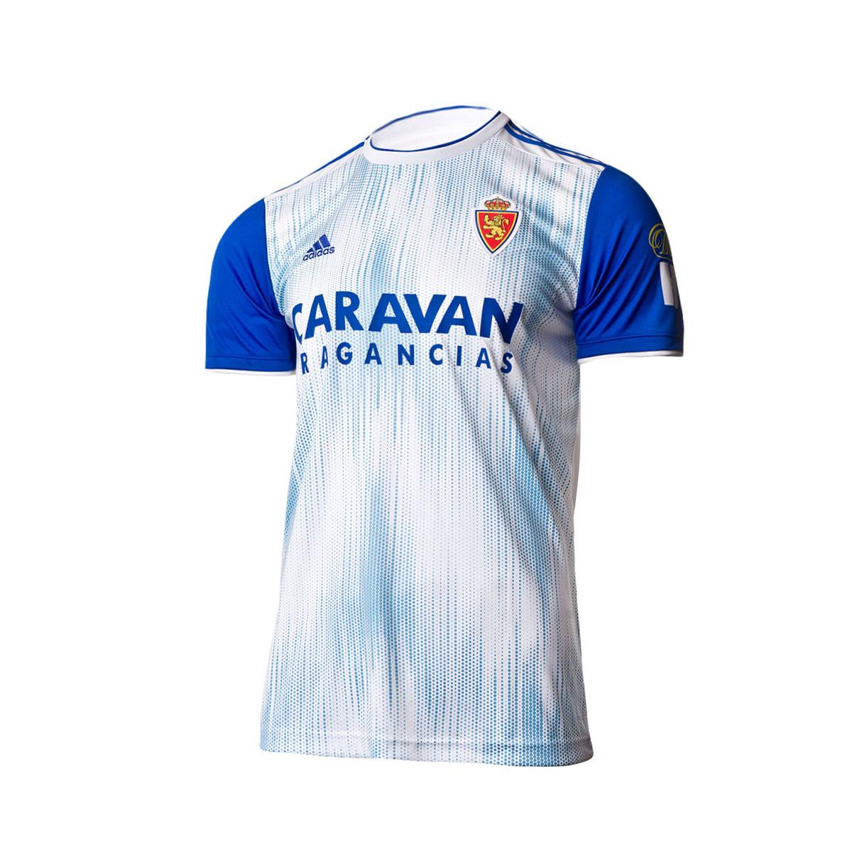 Camiseta adidas Real Zaragoza Primera Equipación 2019 2020