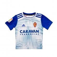 Real Zaragoza Primera Equipación 2019-2020 Niño