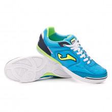 Futsal Boot Top Flex Inter Movistar Blue-Fluorescent