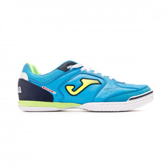 Zapatilla Joma Top Flex Inter Movistar Blue-Fluor