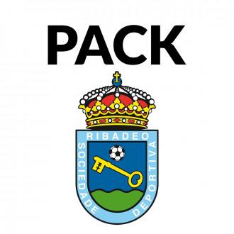 Pack adidas SD Ribadeo 2019-2020