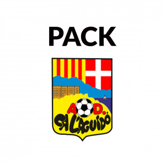 Pack adidas CA La Guidó 2019-2020 Jugadores Obligatorio