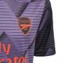 Camiseta Arsenal FC Preshi 2019-2020 Niño Tech purple-Black