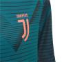 Camiseta Juventus Preshi 2019-2020 Niño Mystery green-Black
