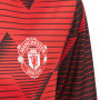 Camiseta Manchester United FC Preshi 2019-2020 Niño Collegiate red-Solid grey