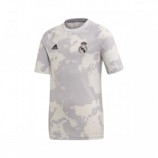 Jersey adidas Real Madrid Preshi 2019-2020 Bambino Real Madrid 2019-2020 blue-Black