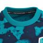 Camiseta Arsenal FC Preshi 2019-2020 Niño Green-Collegiate navy