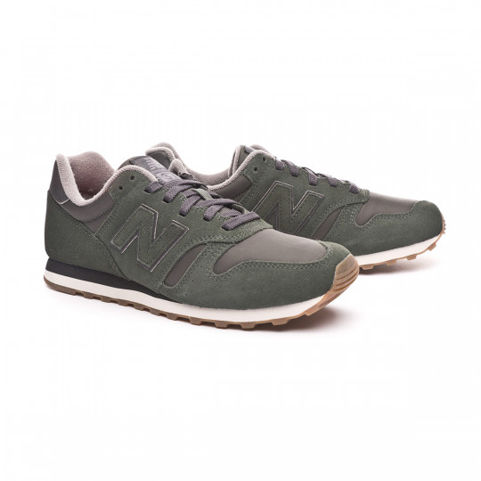 Trainers New Balance 373 Green-Black