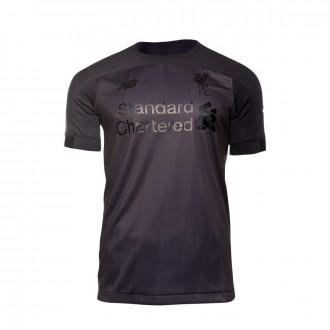 buy popular d3ffc 67567 Stunning Liverpool 19-20 Blackout Kit Released - Footy Headlines