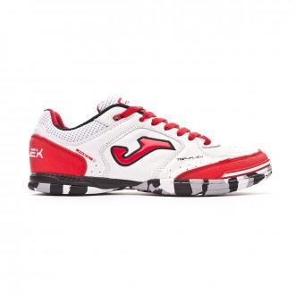 chuteira futsal joma top flex masculino - vermelho adidas rojo