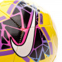 Balón Mini 2019-2020 Yellow-Black-Purple-White