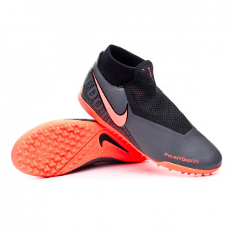 Phantom Vision Academy DF Turf Dark grey-Bright mango-Black