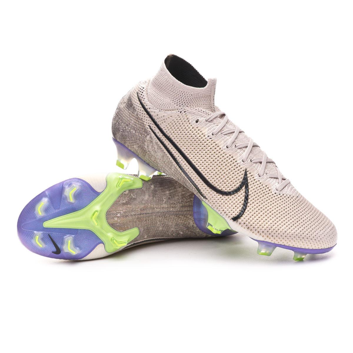 cuenta castigo Manga  Zapatos de fútbol Nike Mercurial Superfly VII Elite FG Desert  sand-Black-Psychic purple - Tienda de fútbol Fútbol Emotion