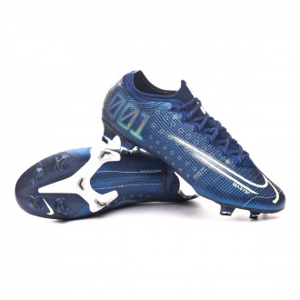 Mercurial Vapor XIII Elite MDS FG Blue void-Barely volt-White-Black