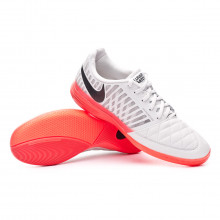 Scarpe Lunar Gato II IC Platinum tint-Black-Bright crimson