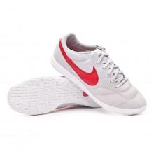 Sapatilha de Futsal Premier II Sala IC Pure platinum-University red-White