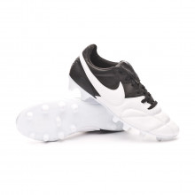 Football Boots Premier II FG White-Black