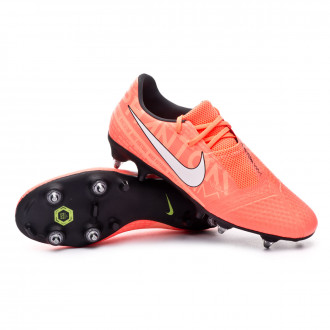 Phantom Venom Academy SG-Pro Anti-Clog Traction Bright mango-White-Orange pulse