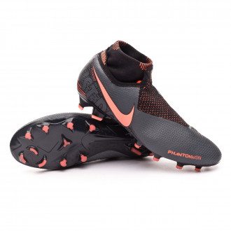 Phantom Vision Elite DF FG Dark grey-Bright mango-Black