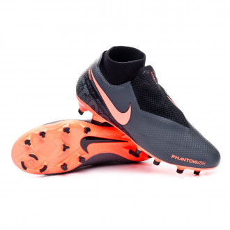 Phantom Vision Pro DF FG Dark grey-Bright mango-Black