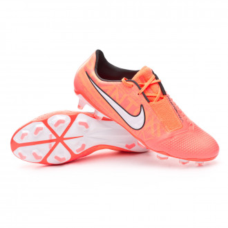 Phantom Venom Elite FG Bright mango-White-Orange pulse