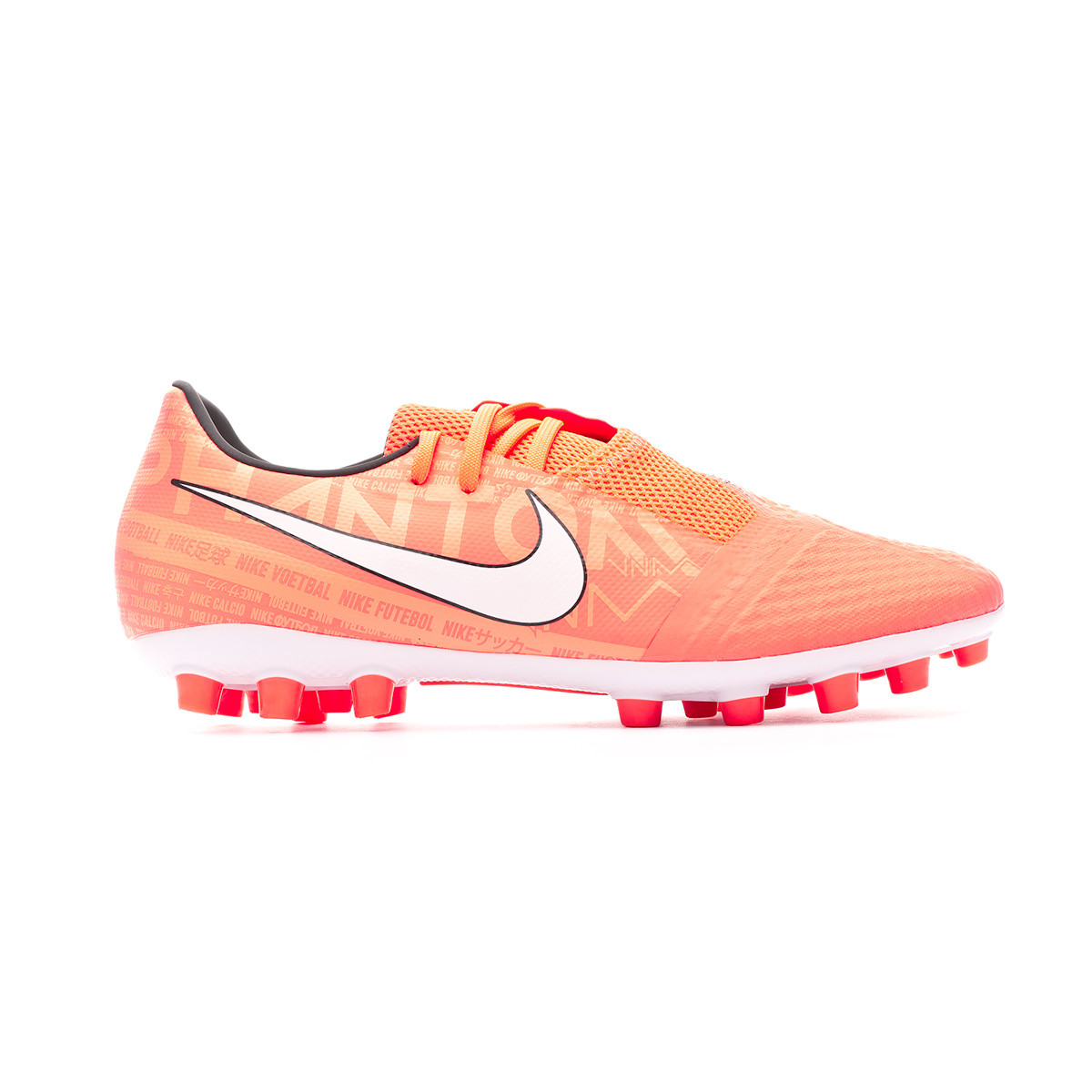 Vollständig trocken Bohren Stirnrunzeln  Football Boots Nike Phantom Venom Academy AG Bright mango-White-Orange  pulse - Football store Fútbol Emotion