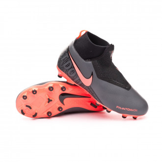 Phantom Vision Academy DF MG Niño Dark grey-Bright mango-Black