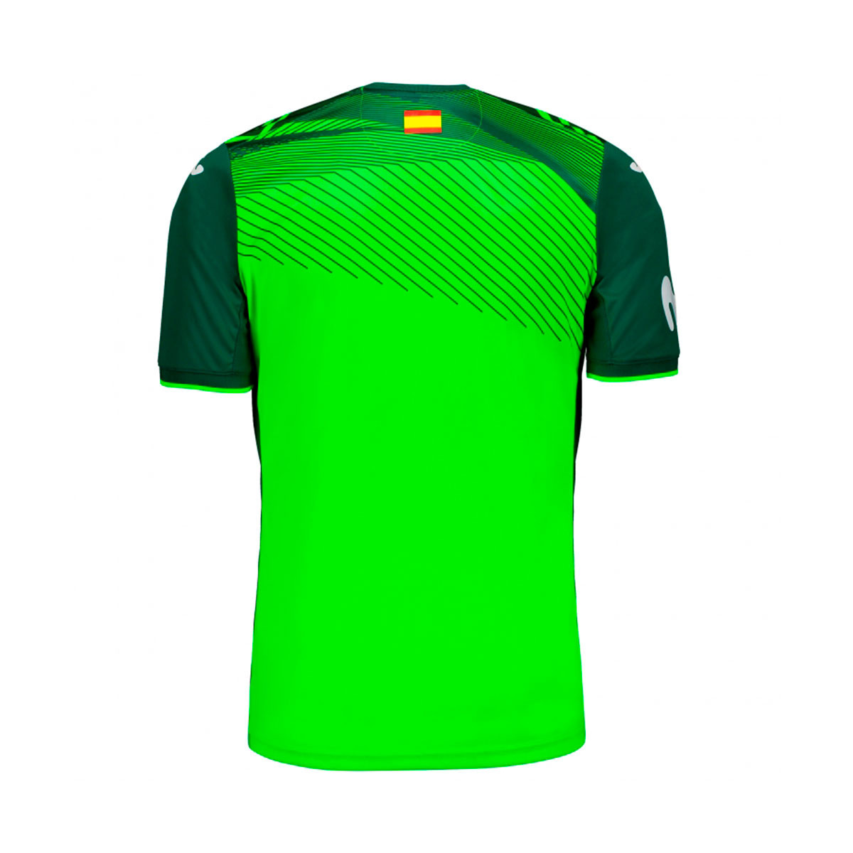sports shoes 894dc 79cf6 Camiseta Movistar Inter FS Segunda Equipación 2019-2020 Verde