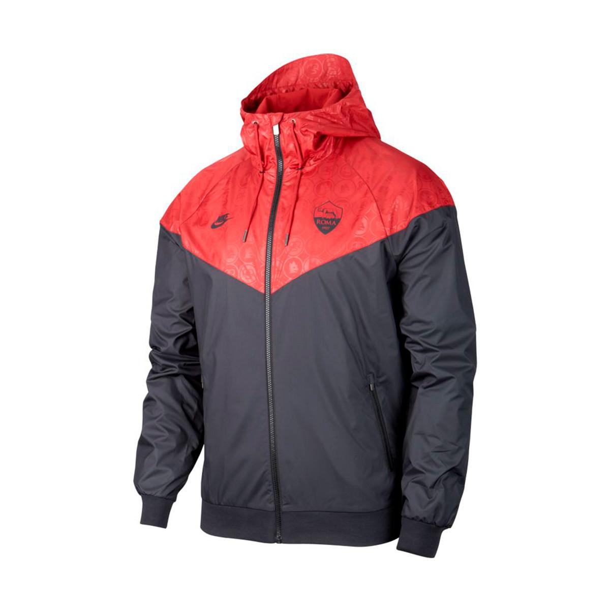 AUT Chaqueta Nike AS Roma CL 2019 NSW 2020 Woven g76Ybvfy