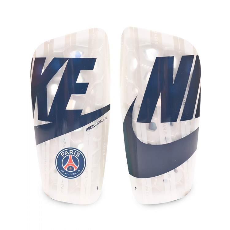new style low price sale large discount Protège tibia Nike Mercurial Lite Paris Saint-Germain 2019-2020