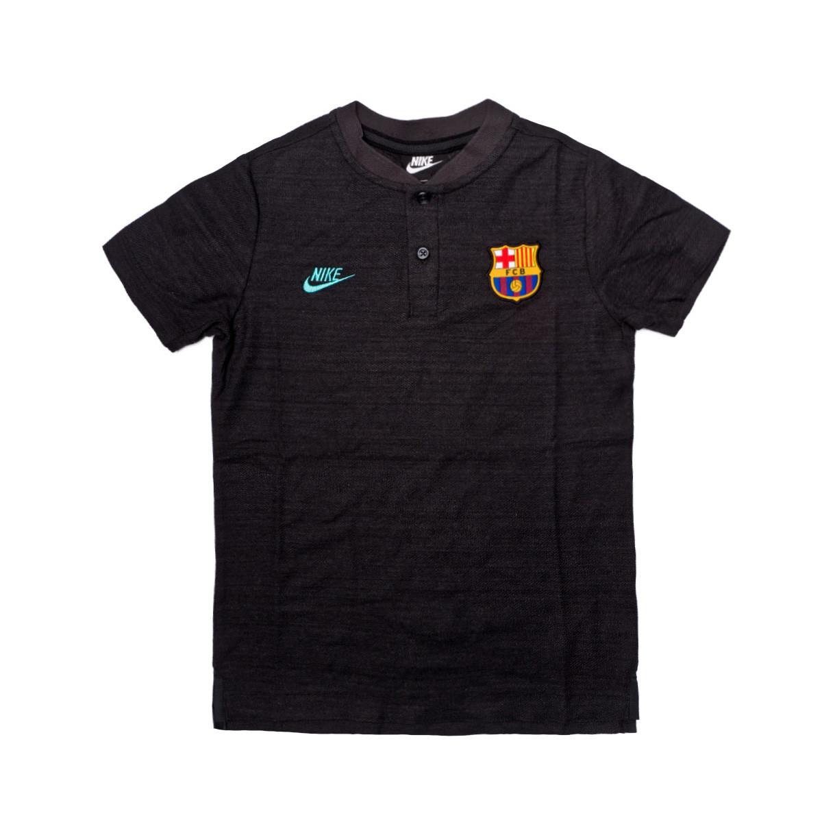 Volverse Comandante Edad adulta  Polo shirt Nike Kids FC Barcelona NSW GSP Authentic CL 2019-2020  Anthracite-Cabana - Football store Fútbol Emotion