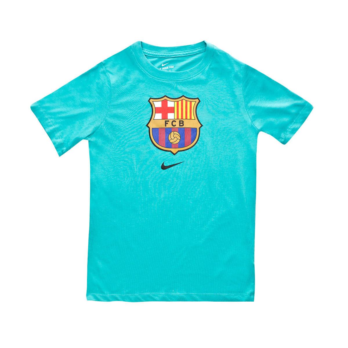 Camiseta Nike FC Barcelona Evergreen 2019 2020 Niño